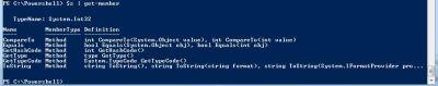 Powershell sumation script
