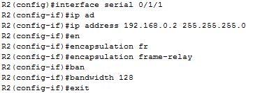 standard access-list
