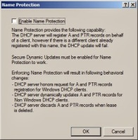 name protection