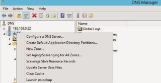 Create Default Application Directory Partitions