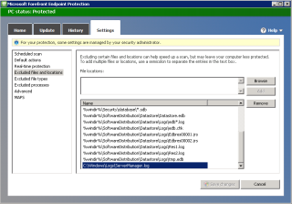 Microsoft Forefront Endpoint Protection