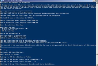 Promote a Domain Controller using Powershell