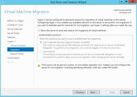 Hyper-V live migration