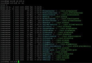 Linux initialization process