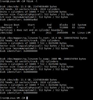 logical volume manager for the Linux kernel
