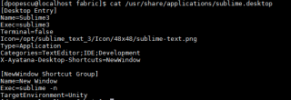 Sublime on CentOS